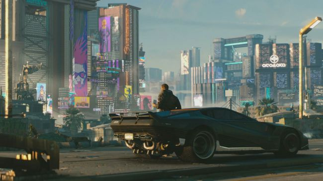 Jeu video Cyberpunk 2077