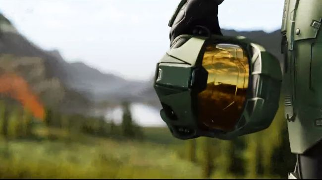 Jeu video 2020 Halo Infinite